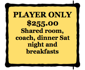 KL. Player Only COACH Package