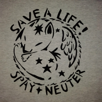 Save a Life, Spay + Neuter