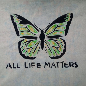 Butterfly-all life matters