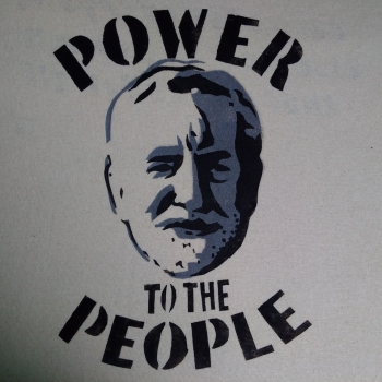 Corbyn.. POWER TO THE PEOPLE