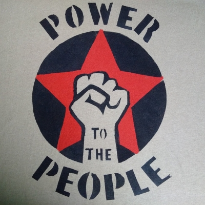 POWER TO THE PEOPLE REVOLUTION
