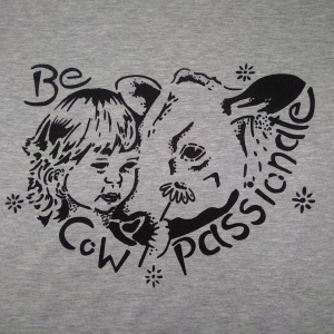 Be Cow Passionate