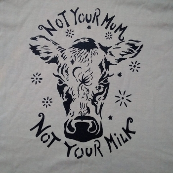 NEW DESIGN! Not your mum not...
