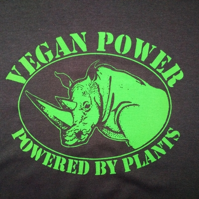 Vegan Power/Powered by plants
