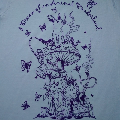 I Dream of an Animal Wonderland Guest Artist Stephanie Baines