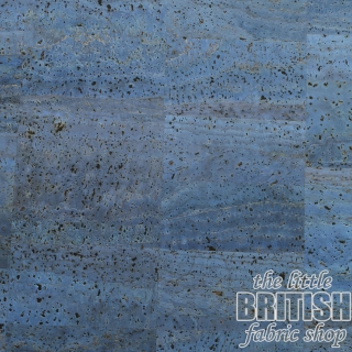 Surface Cork - Denim Blue