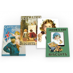 Biscuits & Cookies Vintage 4..