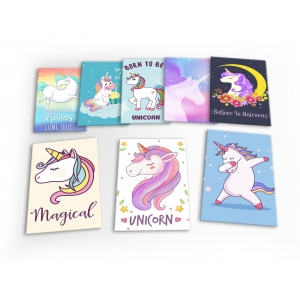 Unicorns Dream Wishes Fantas..