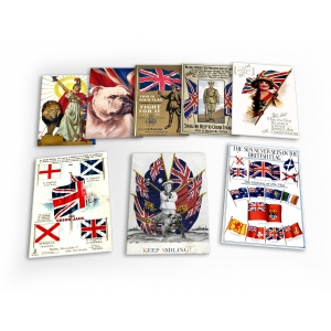 Union Jack Brittania Uk Grea..