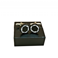 Aperture Photographer Cufflinks