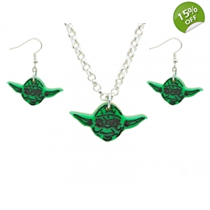 Yoda Earrings and ..