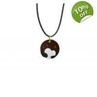 Deluxe Pluto Planet Charm Necklace