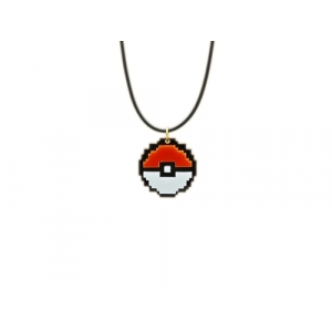 8bit Retro Pokeball Cha..