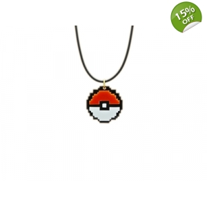 8bit Retro Pokebal..