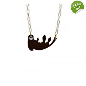 Otter Charm Necklace