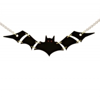 Ltd Edt Black Bat Statement Charm..