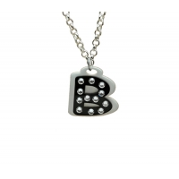 Initial In lights crystal Charm N..