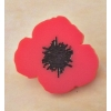 Wild Flower Poppy Pin B..