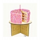 Scrumptious Celebration cake Greetings Card