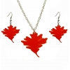 Red Oak Leaf Set