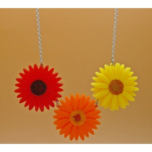 Autumn Blossom Necklace