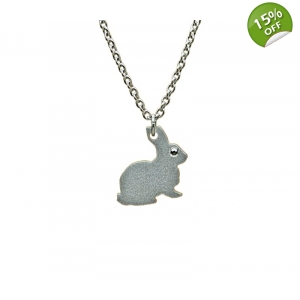 Silver Bunny Rabbi..