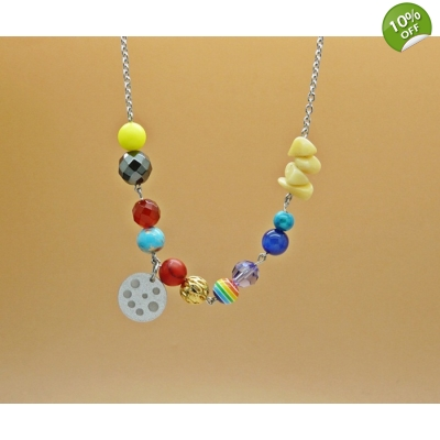 Solar system planets Necklace