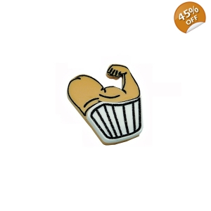 Ltd Edt Beefcake Pin Ba..