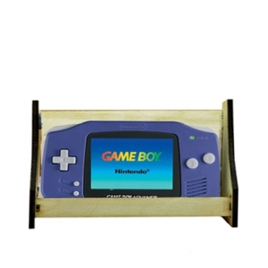 Wide Handheld Retro Gaming Console Dis..
