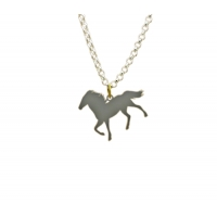Wild Horse Necklace