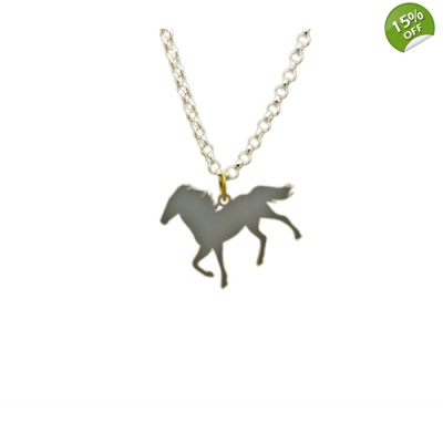 Wild Horse Necklace title=