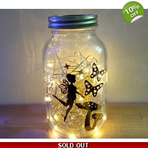 Gold fairy light l..