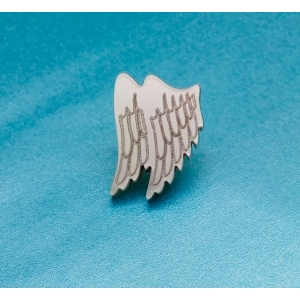 Guardian Angel Wings Pin