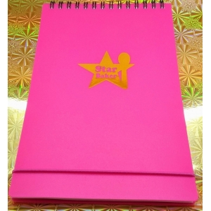 Star Baker notebooks