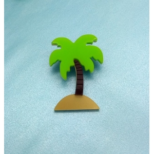 Tropical Palm Tree..