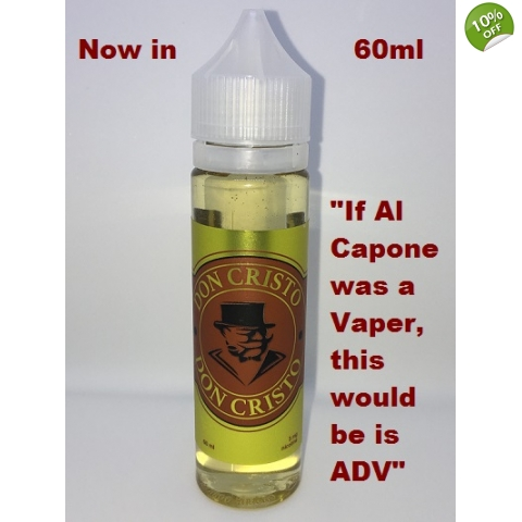 60ml Don Cristo Tobacco Cigar Vape