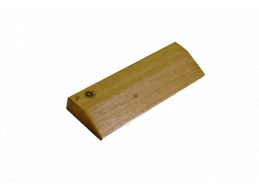 Short Wooden Slanting Ledge