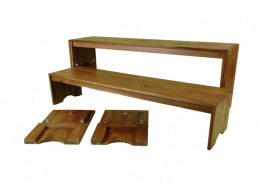Adjustable Setu Bandha Bench
