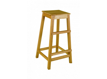 Tall Yoga Stool