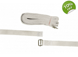 Long Yoga Belt - 300cm