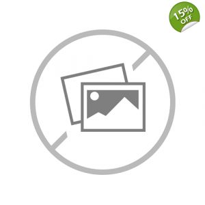 8x Red Pyramid Foam Tiles Profiled Pyramid Foam Panels 50mm Red Foam