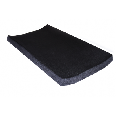 Black Rubber Based Foam Insulation Material Closed Cell Foam 30mm
