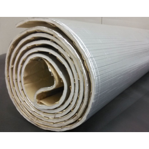 Adhesive Backed PE Foam & Reflective Foil Thermal Insulation Material
