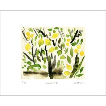 Lemon Tree - print