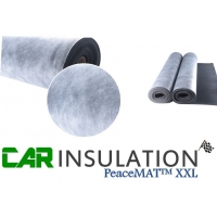 PeaceMAT™ XXL Car Audio Deadening Insulation 3mm 5Kg Car Deadening
