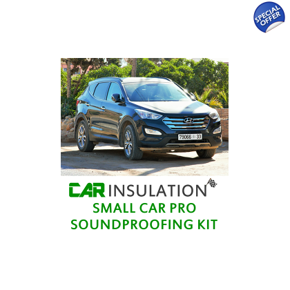 Car Soundproofing Kit Sml Car Exc Engine Bay, Car Insulation Kit
