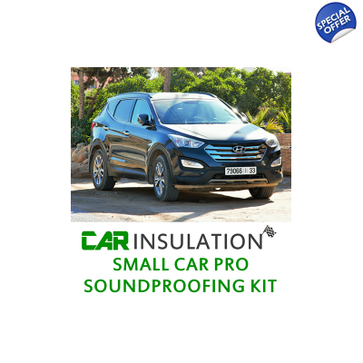 Car Insulation Soundproofing Kit,Small Car Soundproofing K..