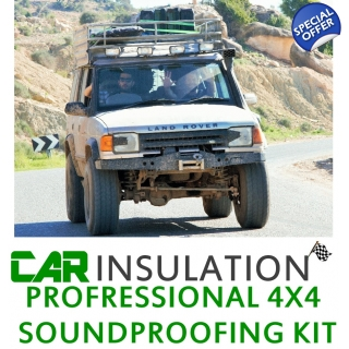 4x4 Soundproofing Kit-L..