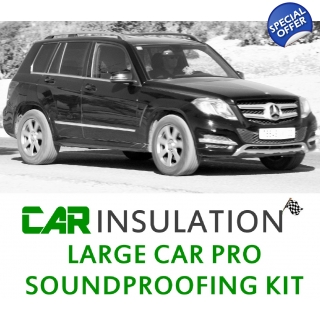 Car Soundproofing Kit L..