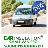 Van Rear Full Soundproofing Kit Sml Va..